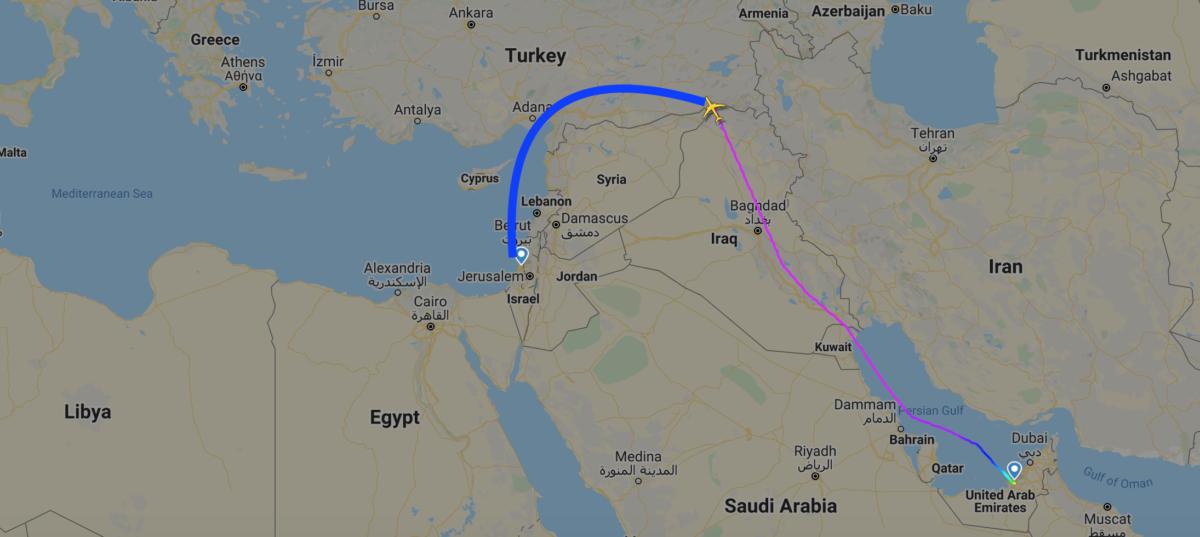 (Flightradar24, Simple Flying)