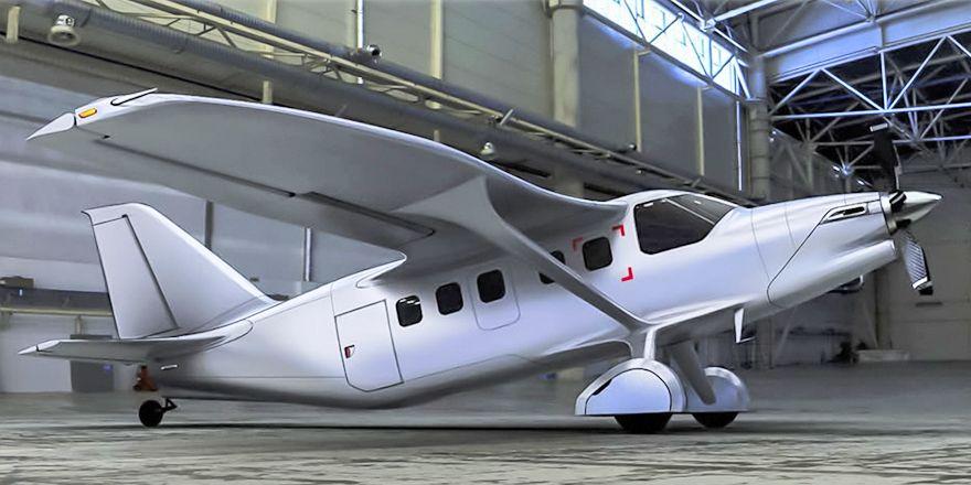 Egyelőre fantáziakép a Baikalról (Aviacija Rosszii)