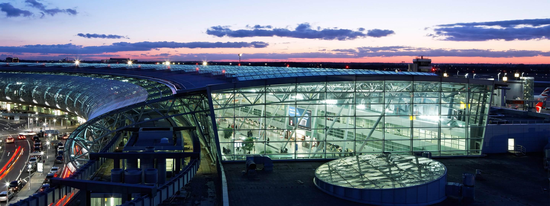 A központ: Düsseldorf (fotó: DUS)