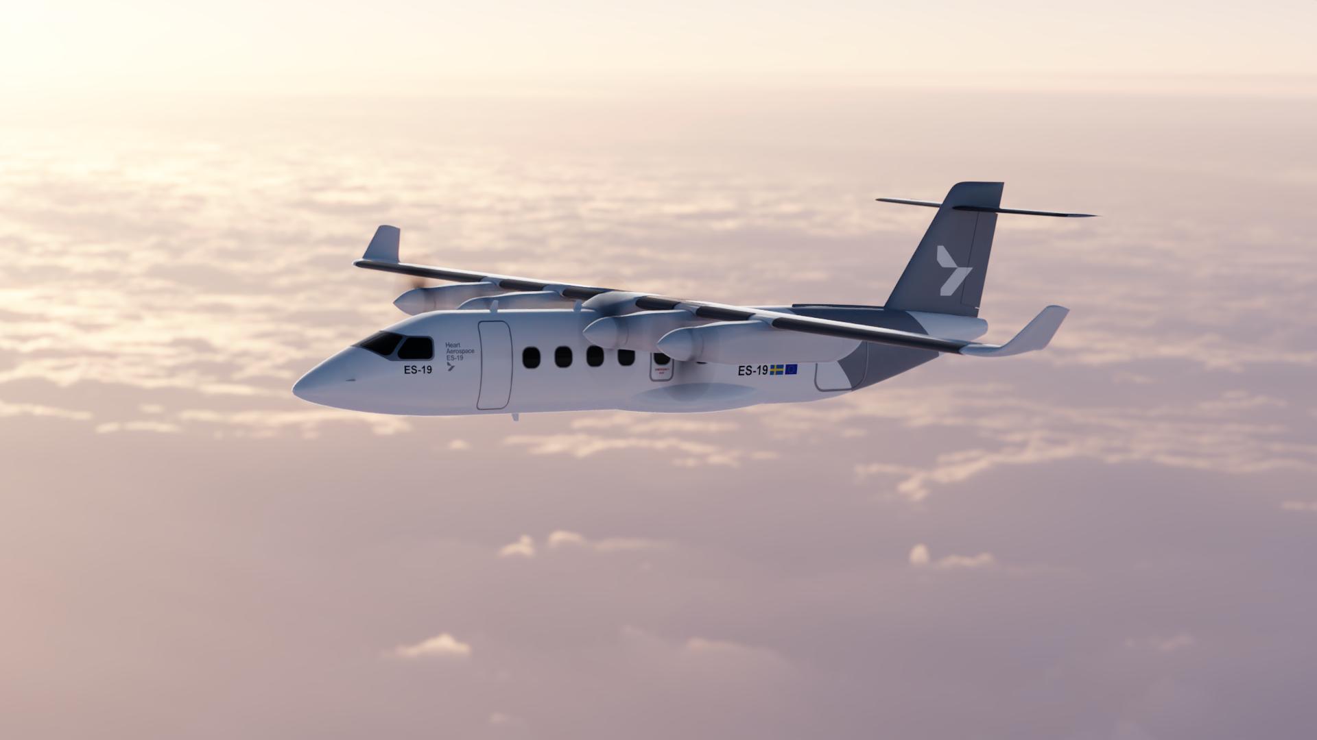 A Finnair nagyobb elektromos gépet használna (fotó: Heart)