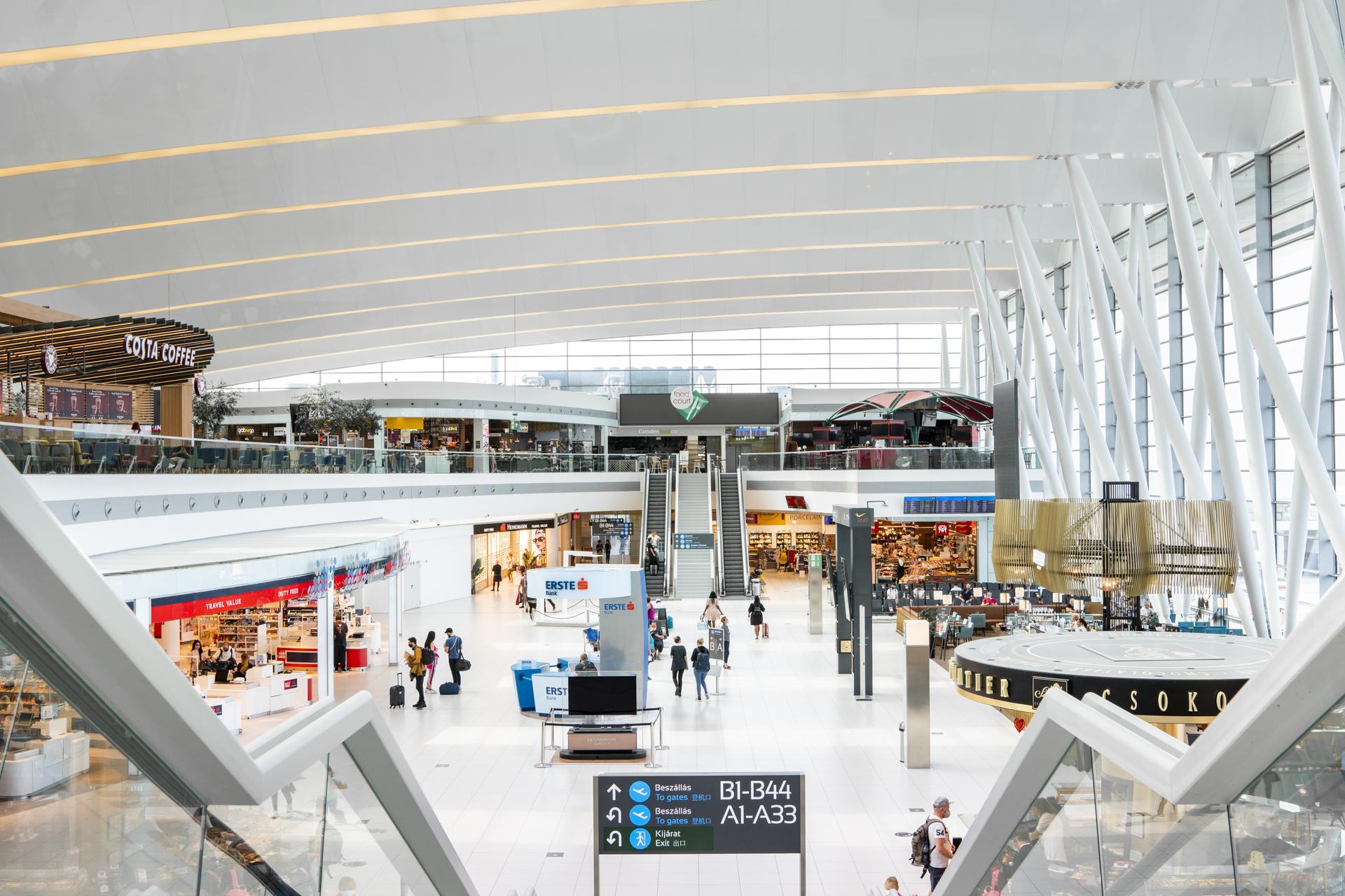 (fotók: Budapest Airport, Baranyi Róbert)