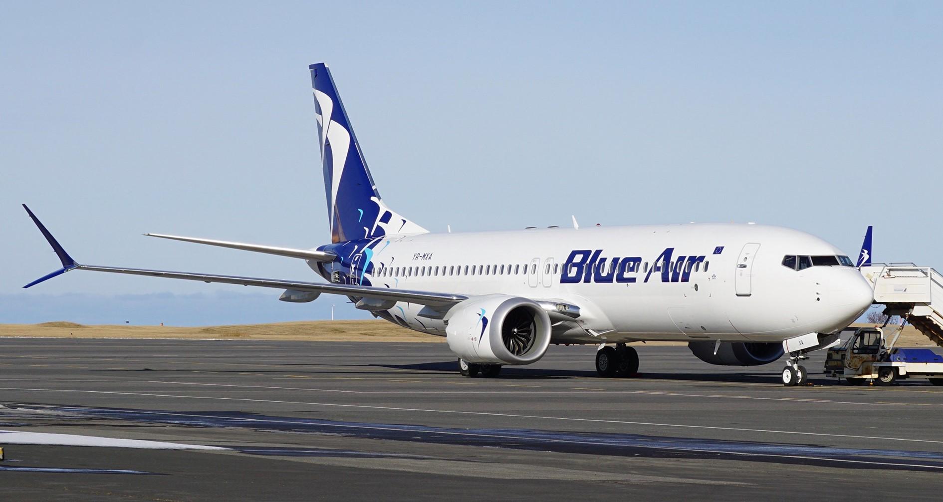 A Blue Air a jövőben ötven gépes MAX-flottát szeretne