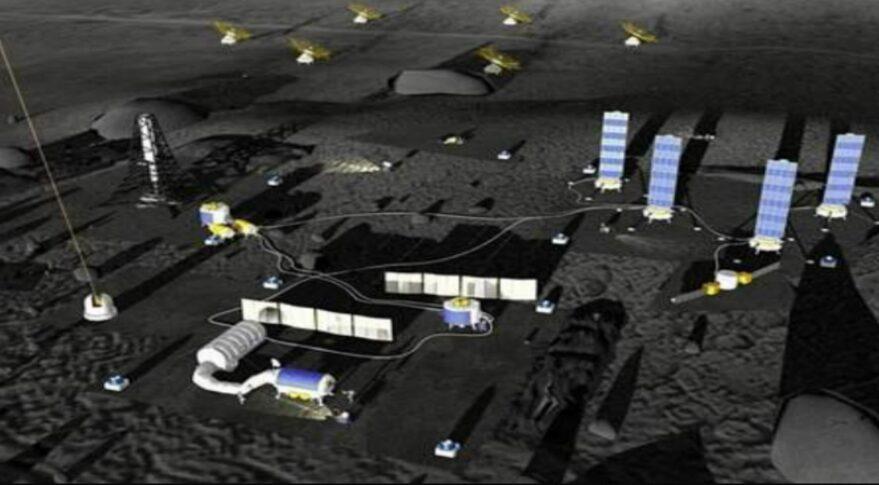 Ilyen lesz az orosz–kínai holdbázis