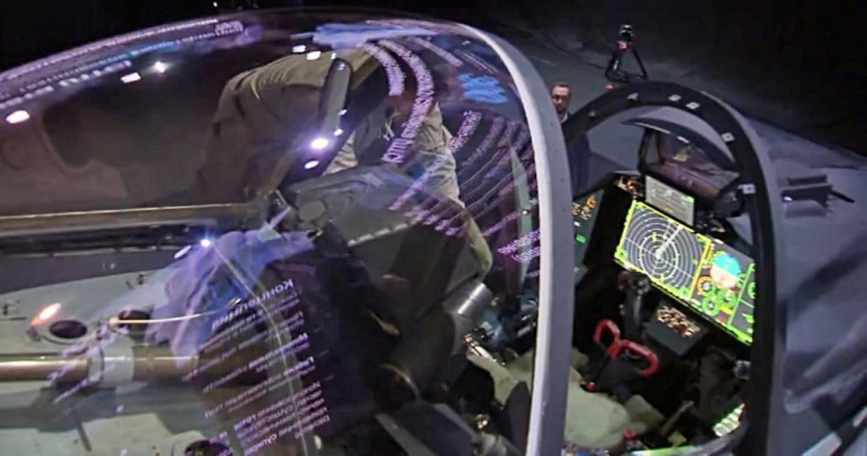 A pilótafülke a jelenlegi kialakítás szerint