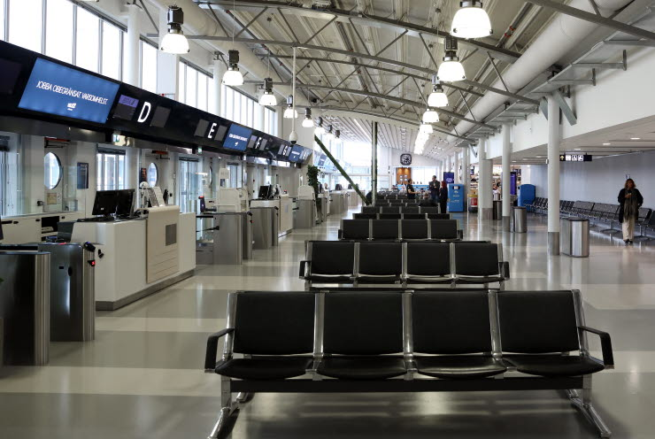 (fotók: Bromma Airport)