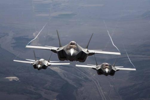 Az F-22 a leváltandó vagy kiegészítendő típus? (fotó: Lockheed Martin)