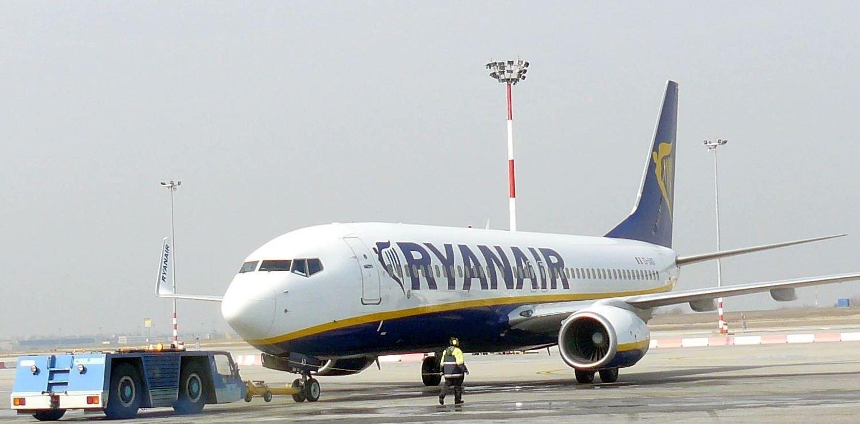 A Ryanair-flotta többsége 737-800 NG, de már jött nyolc MAX is