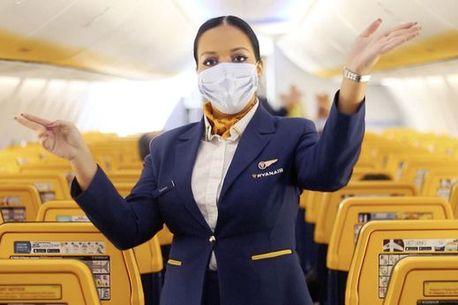 (fotó: Ryanair Safety video)