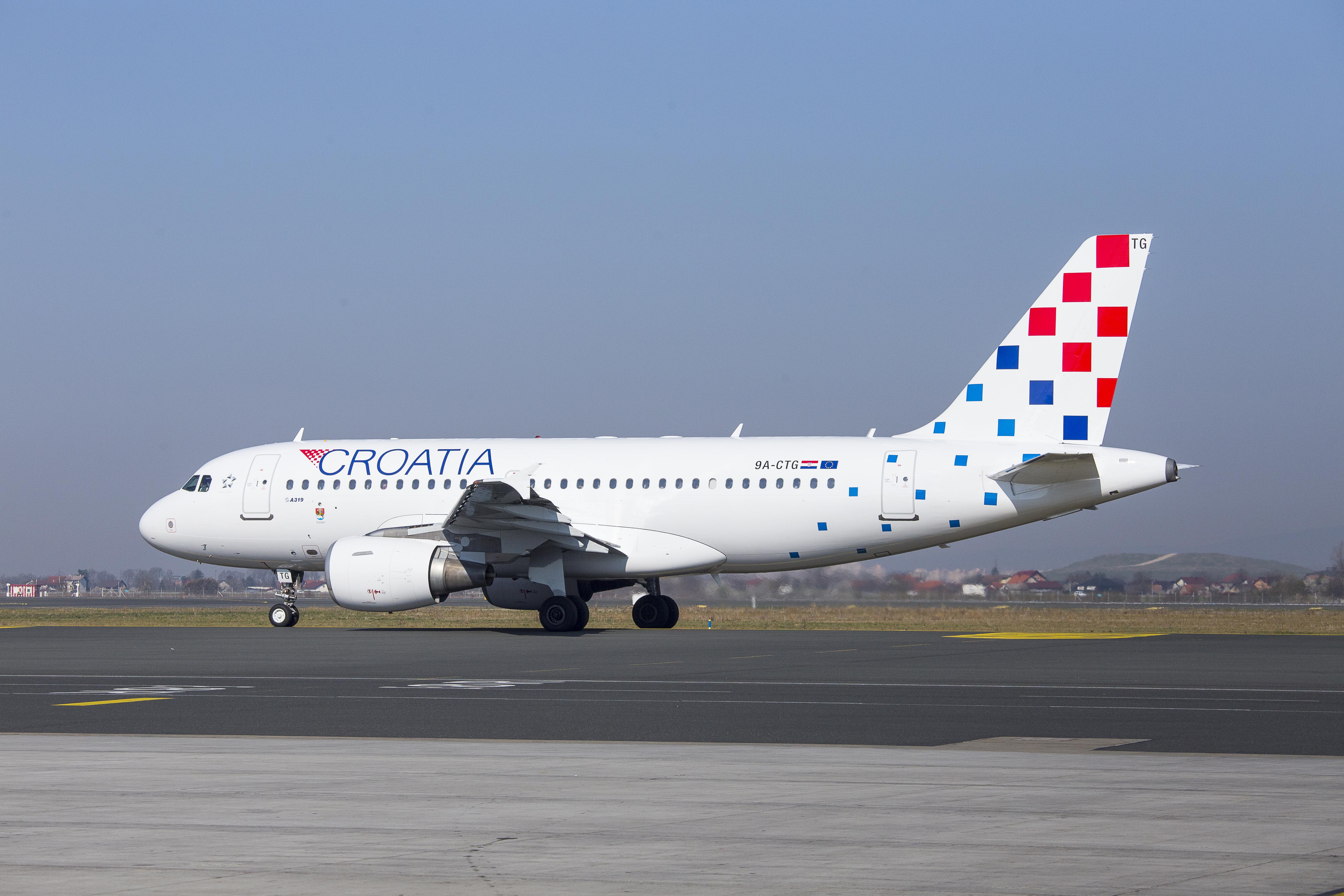 (fotó: Croatia Airlines)