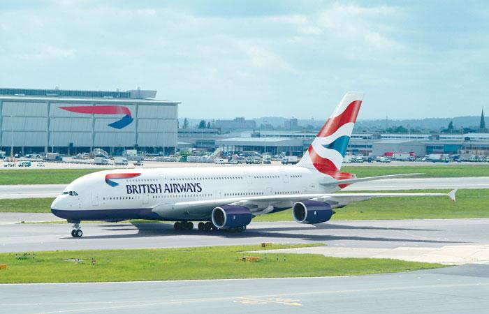 A londoni forgalom indokolja a nagy kapacitást (fotó: British Airways)