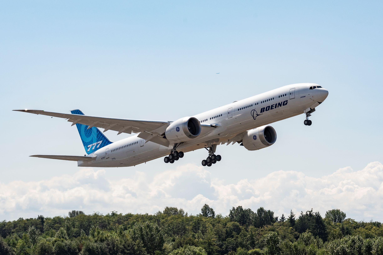 777X, lesz-e árus változat? (fotó: Boeing)