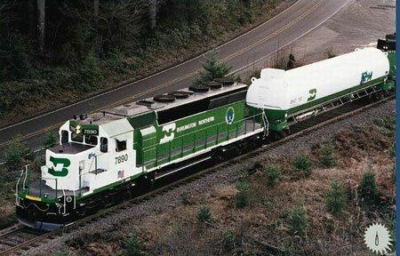 LNG tankvagon