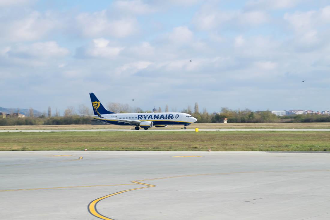 Külföldre Váradról menetrend szerint a Ryanair jár