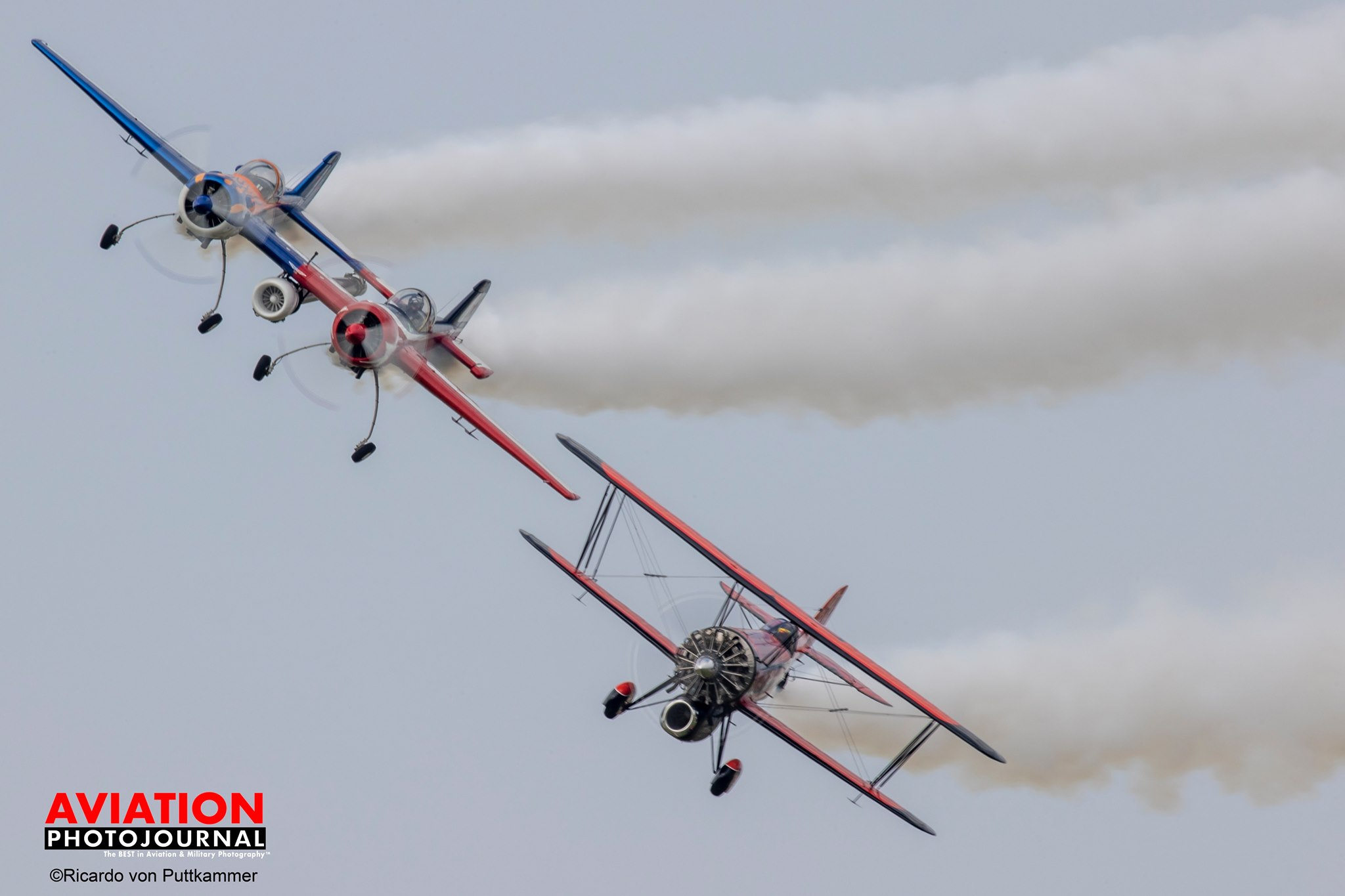 Elképesztő gépek: a Jak-55 kétszer és a Waco, plusz a sugárhajtóművek