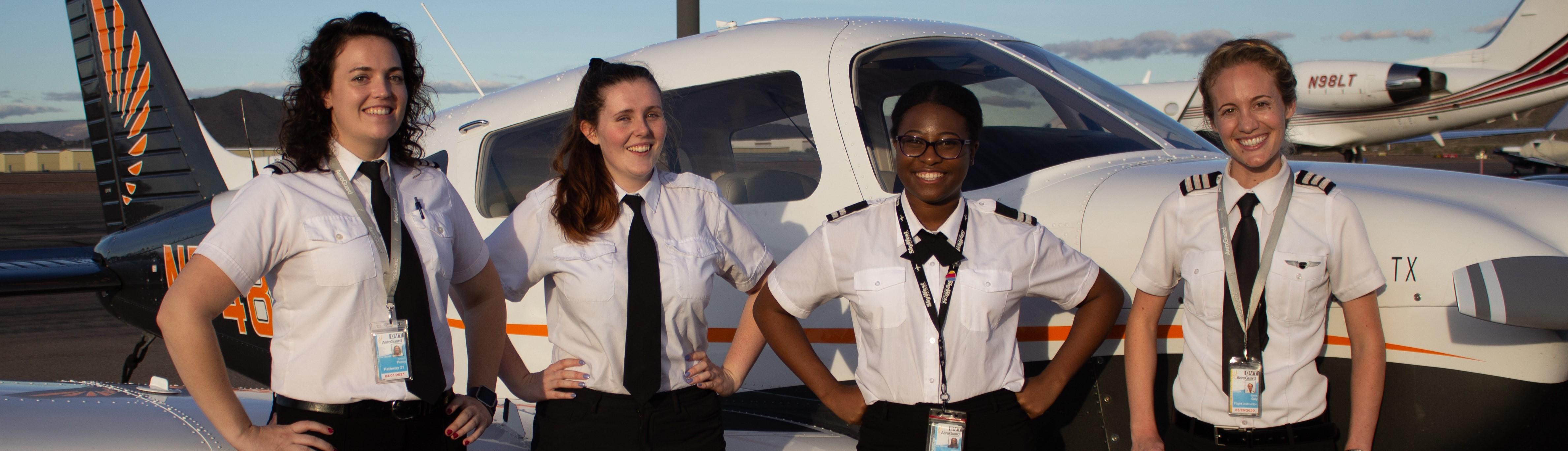 Hölgykadétok - Aeroguard