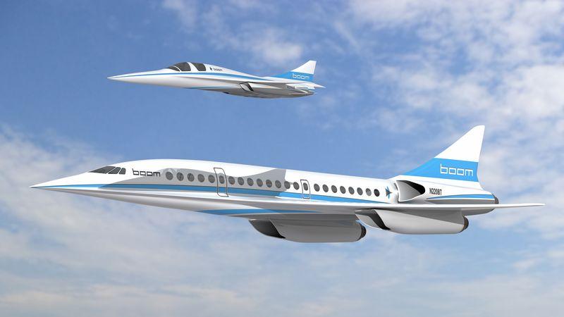 """A Boom demonstrátora és az """"igazi"""" gép – corporate kategória"""