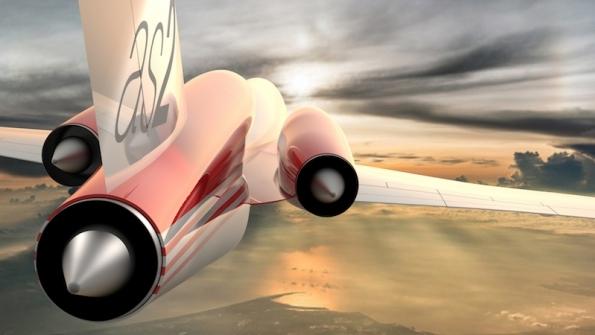 Aerion: talán már 2029-ben repül