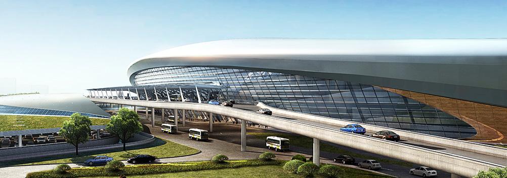 Ningpo Airport