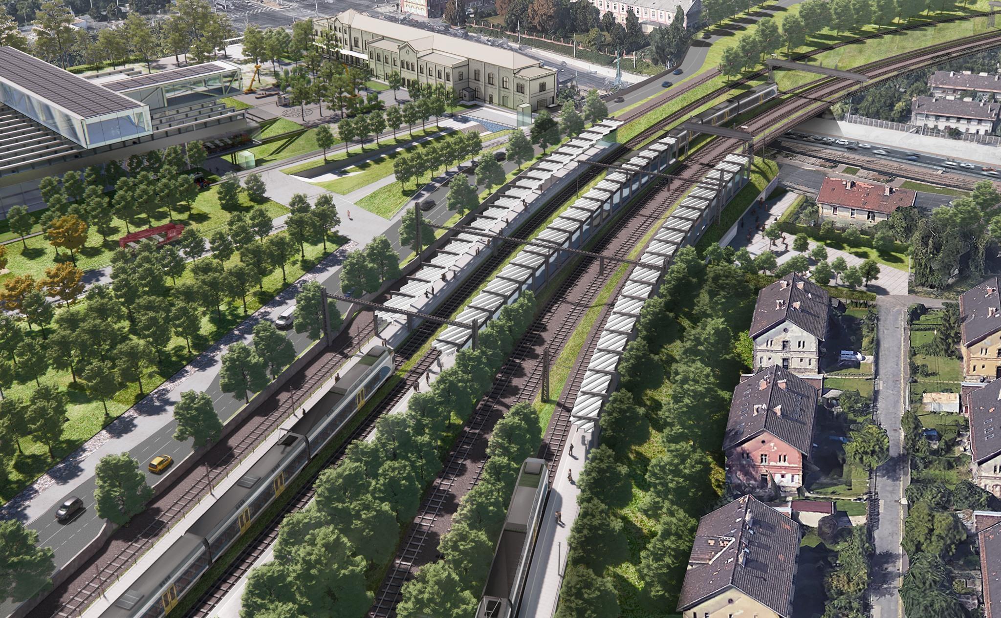 A leendő Közlekedési Múzeumnál kiépítendő megálló forgalma a zuglóihoz lesz mérhető (képek forrása: Vitézy Dávid Facebook-oldala)